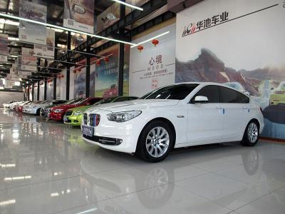 宝马 宝马5系GT  2013款 535i 典雅型图片