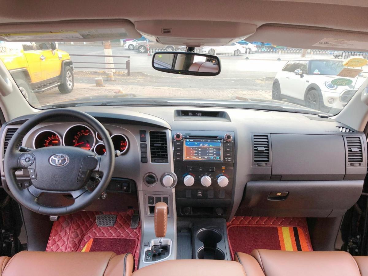 丰田 坦途  2011款 5.7 标准型图片
