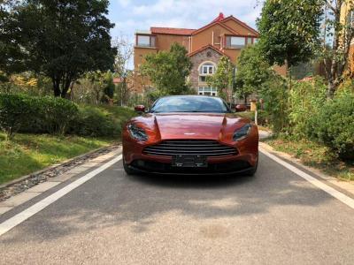 阿斯顿·马丁 阿斯顿・马丁DB11  2017款 4.0T V8
