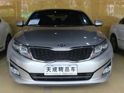 起亚 K5 2.0 LUXURY图片