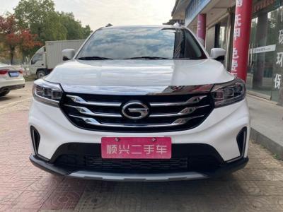 2019年12月 广汽传祺 GS4   270T 自动两驱豪华智联版图片