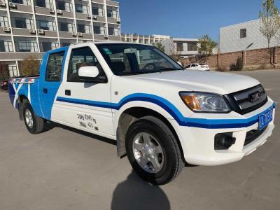 2018年10月 江铃 宝典 2.9T新超值两驱柴油舒适型加长货箱JX4D30B5L图片