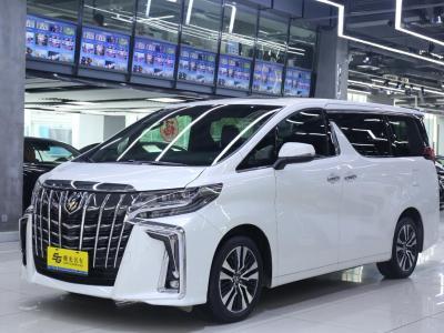 豐田 埃爾法  2018款 改款 3.5L 尊貴版