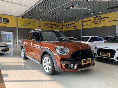 MINI COUNTRYMAN  2017款 1.5T COOPER ALL4图片