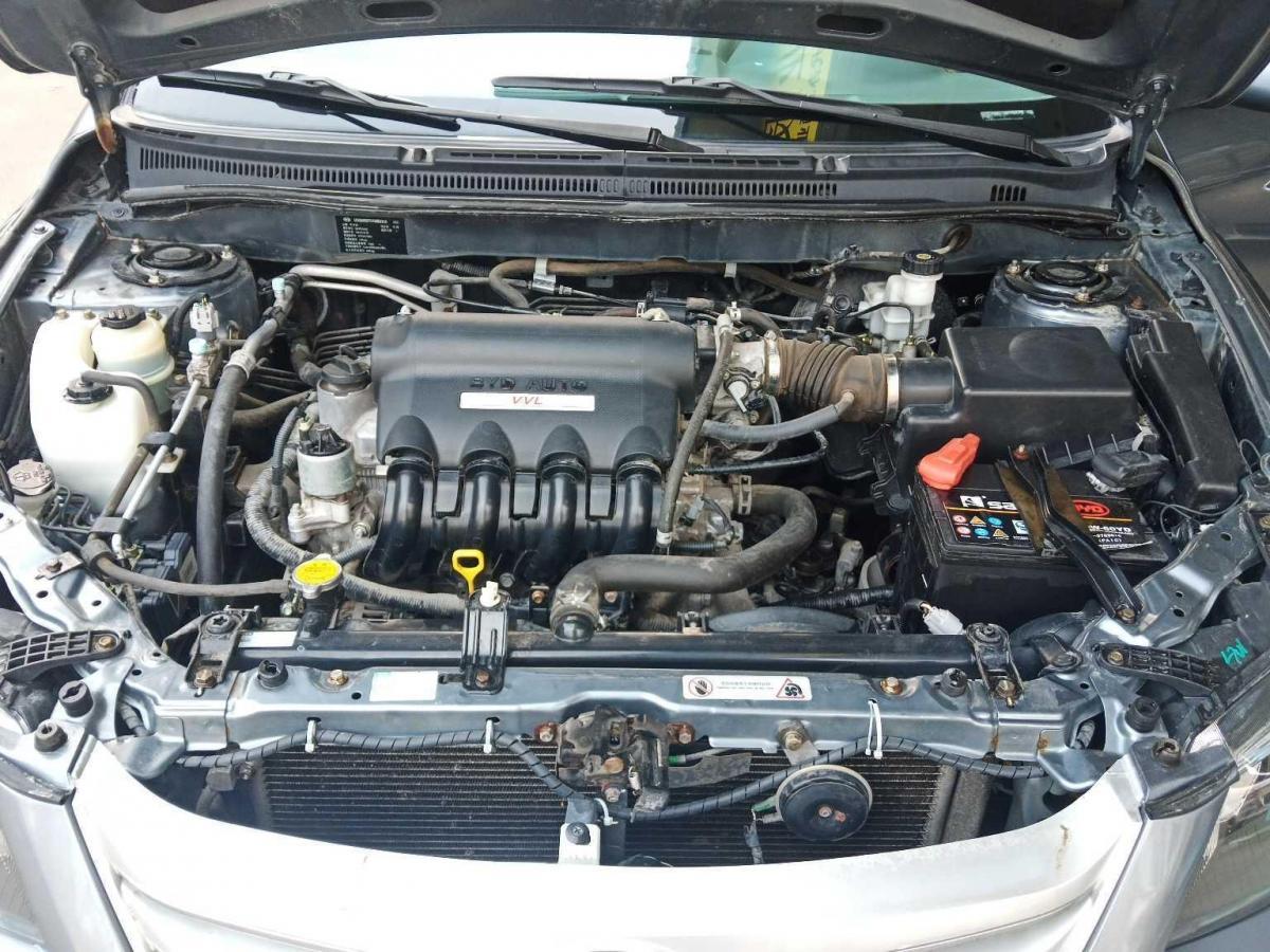 比亚迪 L3  2012款 1.5L 手动尊贵型图片