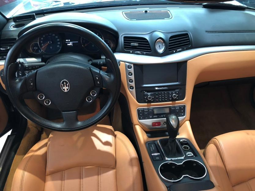 玛莎拉蒂 GranCabrio  2010款 4.7L Automatic图片