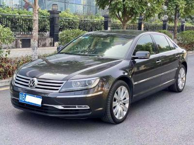 2012年2月 大众 辉腾(进口) 3.6L V6 4座加长Individual版图片