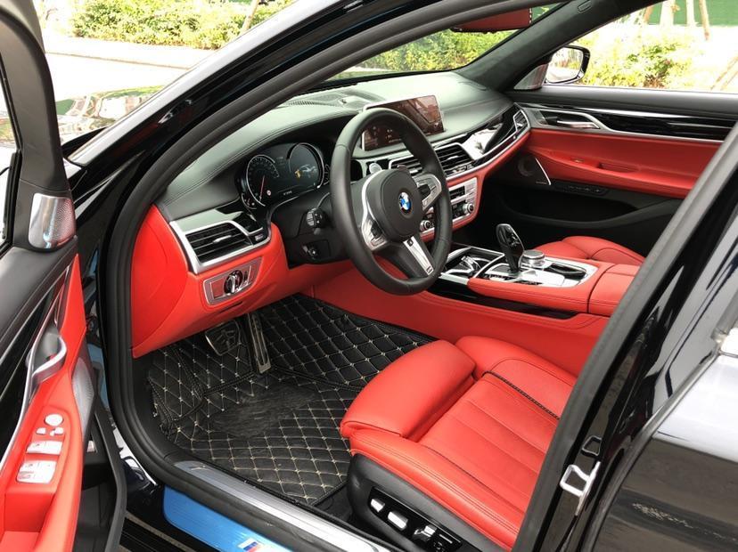 宝马 宝马7系  2018款 740Li xDrive 尊享型 M运动套装图片