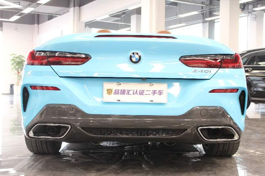 宝马 宝马8系  2019款 840i 敞篷轿跑车首发限量版图片