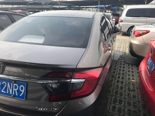 【苏州二手车】2016年8月_二手哈弗哥瑞1.5舒适版本田h5经典款试驾图片