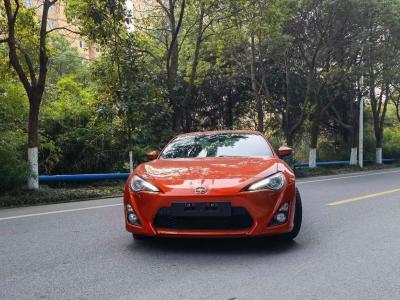 丰田 86  2013款 2.0L 自动豪华型