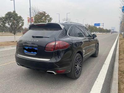 保时捷 Cayenne  2012款 3.6L 美规版