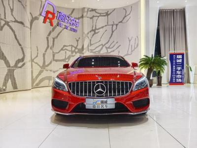 奔驰 奔驰CLS级  2017款 CLS 260逸彩版图片