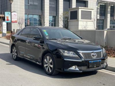 2013年6月 丰田 凯美瑞 200G 经典豪华版图片