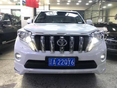 2016年9月 丰田 普拉多(进口) 2.7L 自动豪华版图片