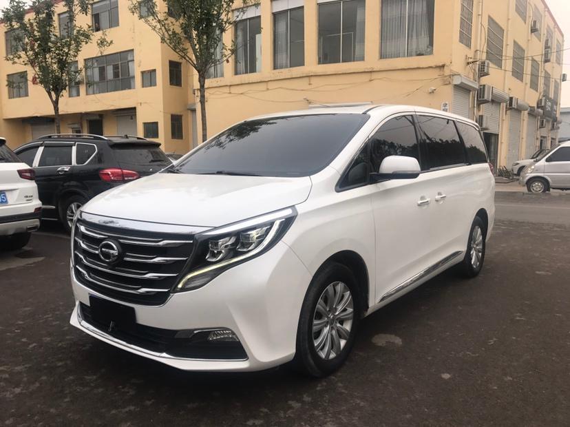 广汽传祺 GM8  2018款 320T 尊享版图片