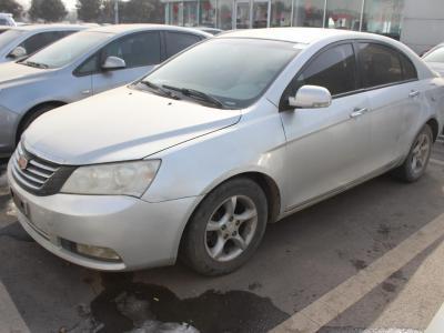 2009年9月 吉利 经典帝豪  三厢 1.8L 手动舒适型图片