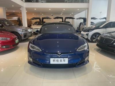 2018年4月 特斯拉 Model S  Model S 100D图片
