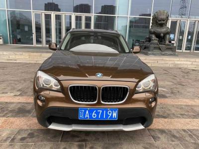 2012年9月 宝马 宝马X1 xDrive20i 豪华型图片