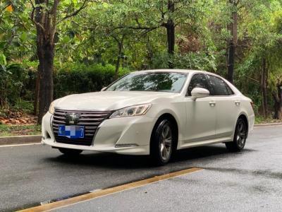 丰田 皇冠  2018款 2.0T 精英版图片