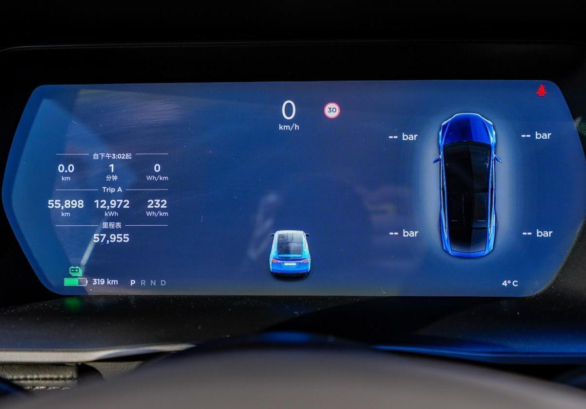 特斯拉 Model X  2019款 长续航版图片
