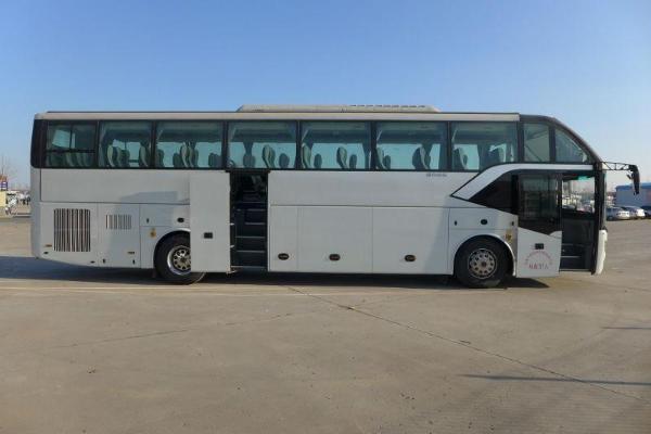 厦门金旅客车官方网站 20辆金旅客车驶向西藏 将为昌都人民出行带来便利