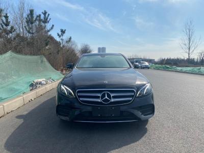 奔驰 奔驰E级  2019款 E 300 L 时尚型