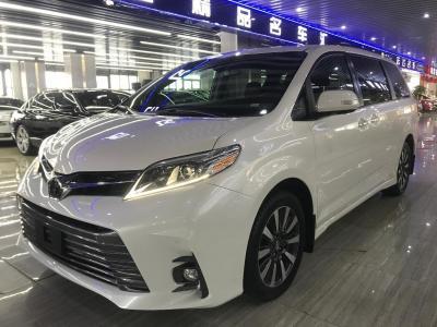 2019年3月 丰田 塞纳(进口) 3.5L 四驱L图片