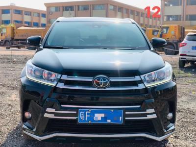 2019年11月 丰田 汉兰达 2.0T 两驱豪华版 7座图片