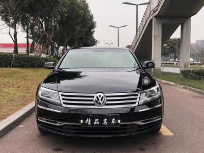 2011年6月 大众 辉腾(进口) 3.6L V6 5座加长商务版图片