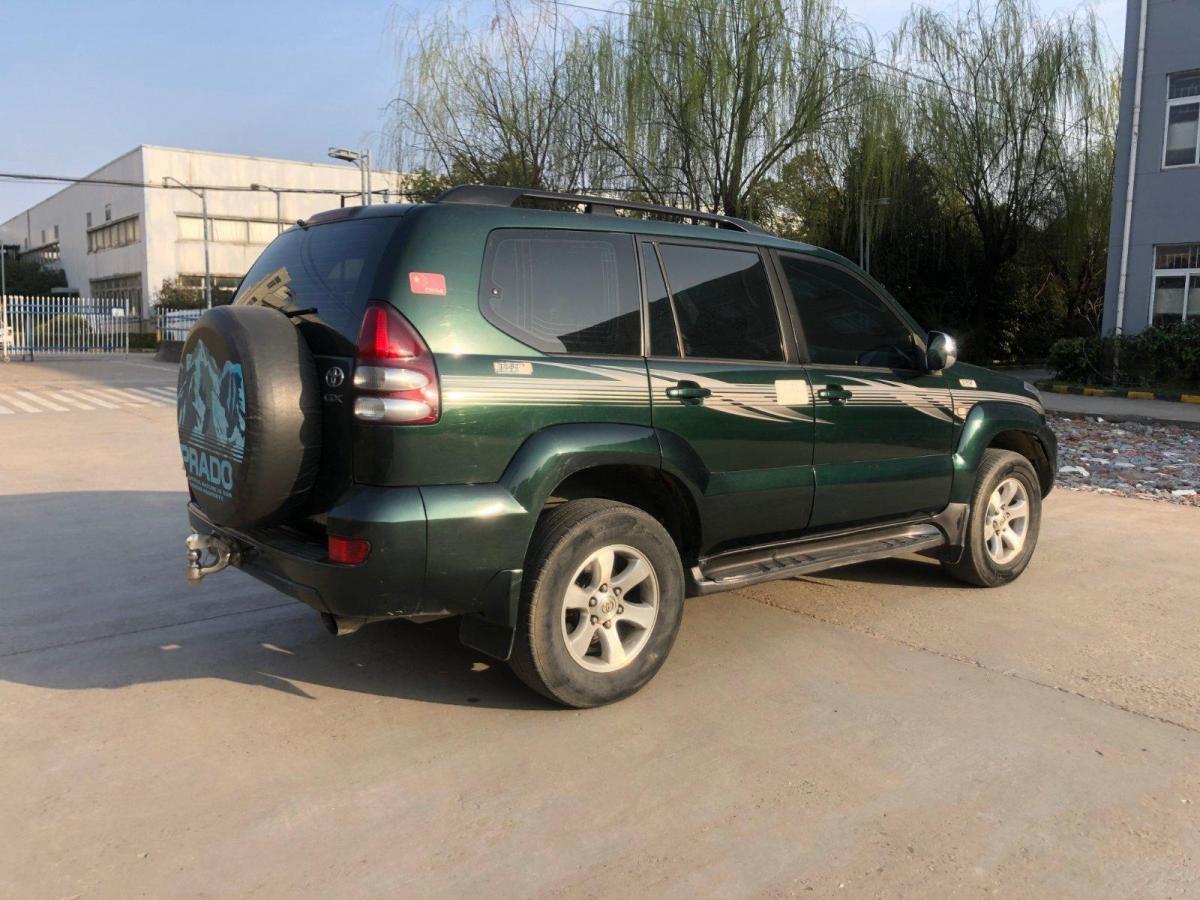 丰田 普拉多  2005款 4.0L 自动GX豪华版图片