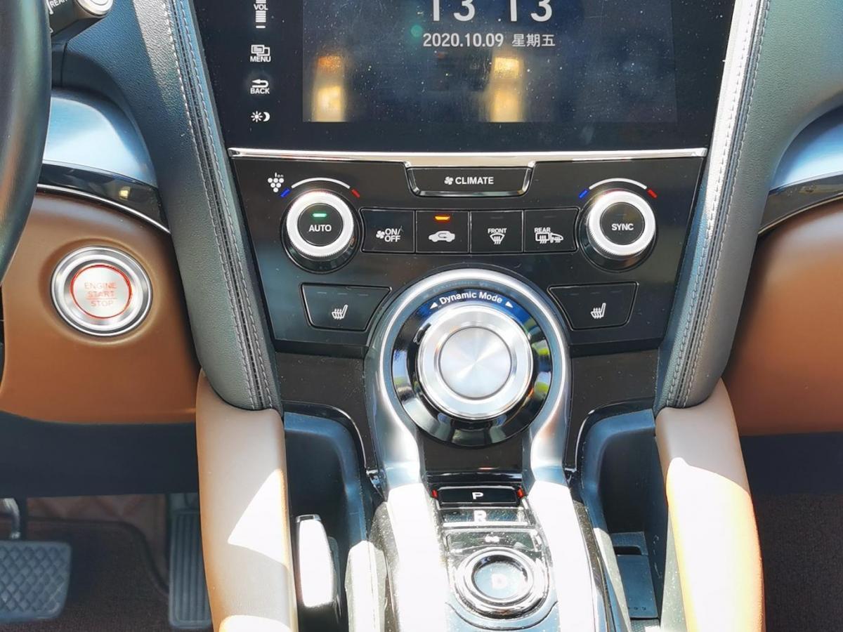 讴歌 CDX  2016款 1.5T 四驱智享版图片