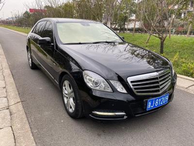 奔馳 奔馳E級  2011款 E 260 L CGI時尚型