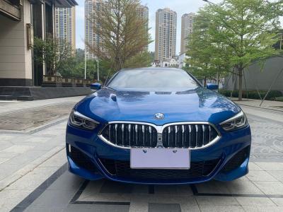 2019年12月 宝马 宝马8系(进口) 840i 四门轿跑车 M运动套装图片