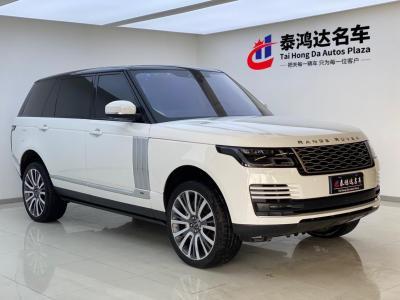 2019年6月 路虎 揽胜(进口) 3.0 V6 SC 传世加长版图片