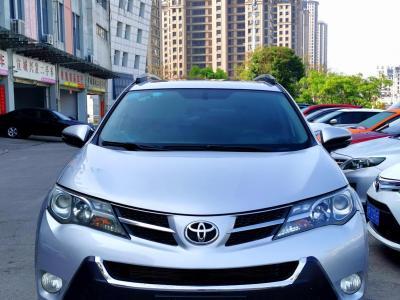 丰田 RAV4荣放  2013款 2.0L CVT四驱新锐版图片