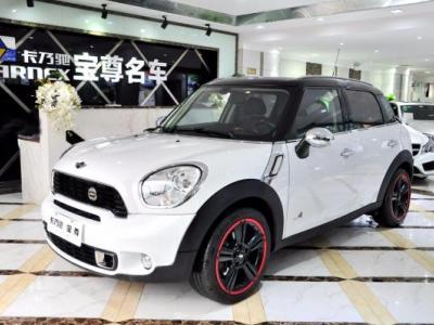 2011年8月 MINI Countryman S 1.6T图片