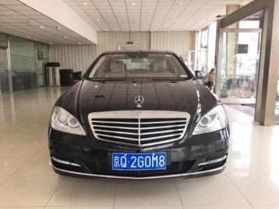 奔驰 S级&nbspS350L 3.5L 4MATIC