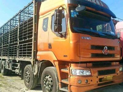 柳汽乘龙M5猪笼车图片