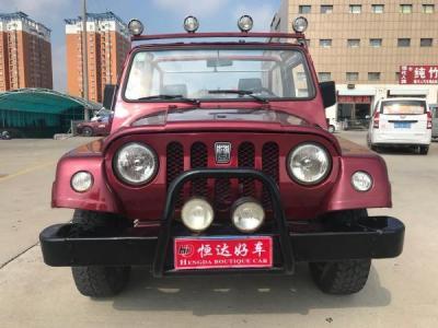 北汽 战旗  2.0图片