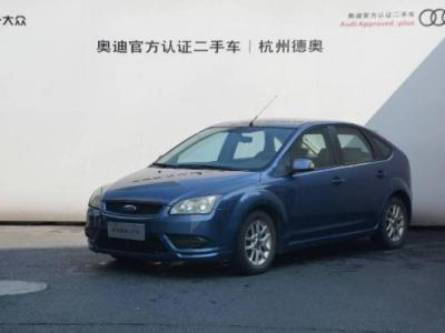 福特 福克斯  两厢1.8L 手动舒适型图片
