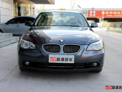 宝马 宝马5系  530Li 3.0L 豪华型图片