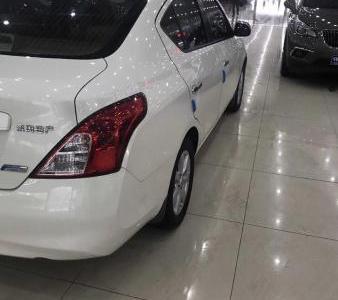 2011年5月 日产 阳光 1.5L CVT XL豪华版图片