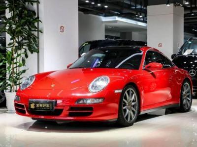 保时捷 911  Targa 4S 3.8L
