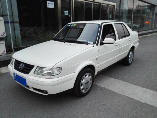 【北京】2006年5月 大众 捷达 1.6 cif 都市春天舒适版 白色 手动挡
