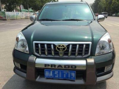 2003年9月丰田普拉多4.0 VX图片