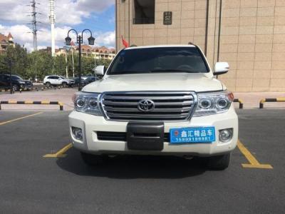 2013年11月 丰田 兰德酷路泽 4.0 4000 中东版图片