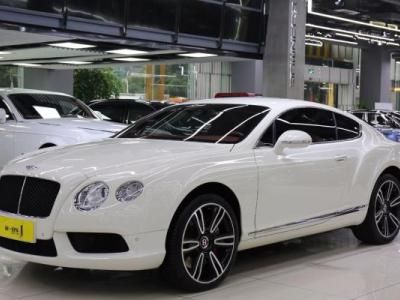 宾利 欧陆  GT V8 S 4.0T 尊贵版