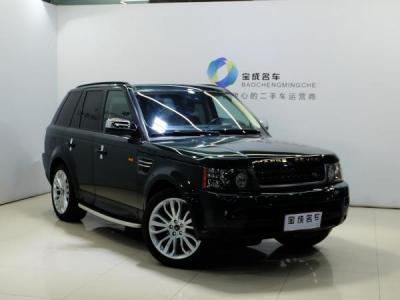 2011年3月路虎揽胜运动版3.0T 运动版 Sporty 柴油型图片