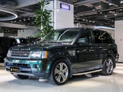 2011年12月 路虎 揽胜运动版 5.0T 运动版 SC 汽油型图片